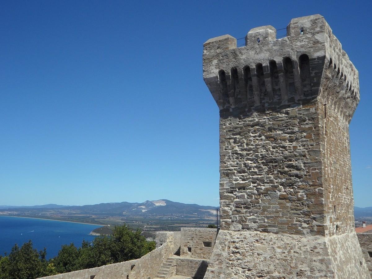 Residence Costa degli Etruschi in Toscana - Le Corti del Sole