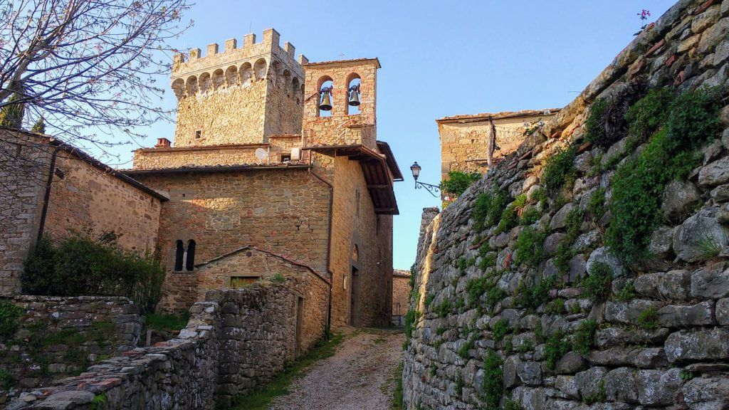I Borghi piu belli della Toscana: Suvereto, Campiglia - Le Corti del Sole
