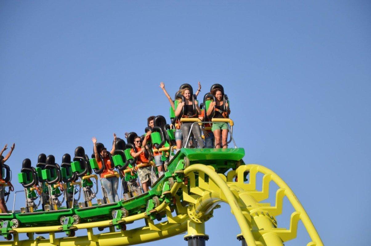 Parco Giochi Cavallino Matto - Le Corti del Sole